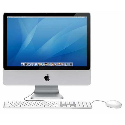 Apple iMac 24 rental